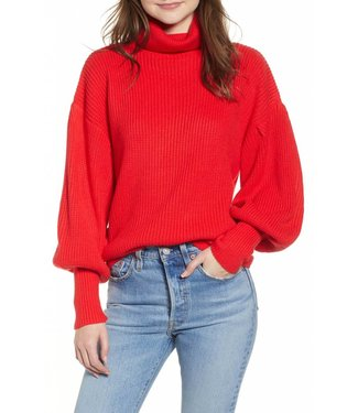 MinkPink Who's That Girl Knit Jumper