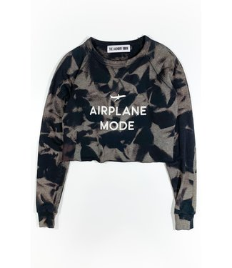 The Laundry Room Airplane Mode Crop Pullover