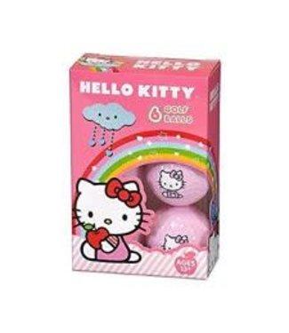 HELLO KITTY - 1/2 DOZEN