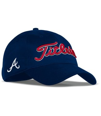 Titleist BRAVES TOUR PERFORMANCE HAT