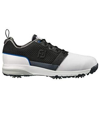 Footjoy CONTOUR FIT WHITE/BLACK
