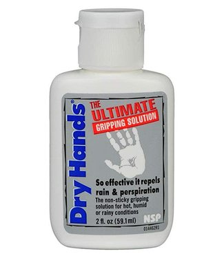 Dry Hands ULTIMATE GRIP SOLUTION