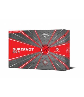 Callaway SUPERHOT BOLD RED