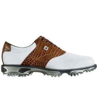 Footjoy DRYJOYS TOUR WHITE/BROWN 53677