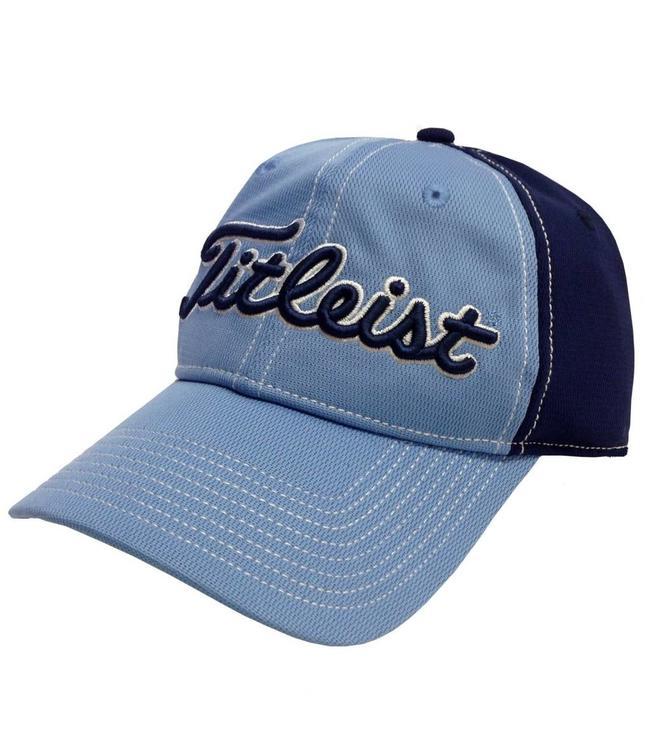 925d68e7 PERFORMANCE PIQUE HAT LIGHT BLUE
