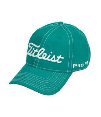 Titleist CONTRAST STITCH HAT JADE