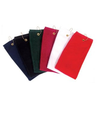 On Course DELUXE TRI-FOLD TOWEL