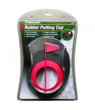 JEF World of Golf RUBBER PUTTING CUP