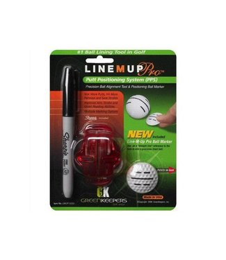 Green Keepers LINE M UP PRO