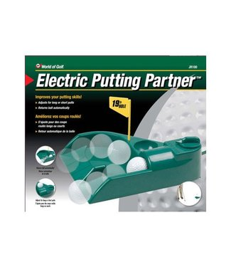 JEF World of Golf ELECTRIC PUTTING CUP AUTO RETURN