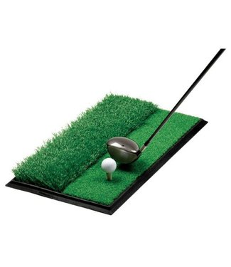 JEF World of Golf FAIRWAY AND ROUGH 1' X 2' HITTING MAT