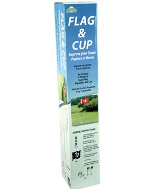 On Course FLAG & CUP