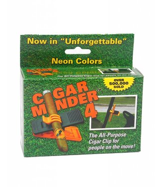 CIGAR MINDER ORANGE