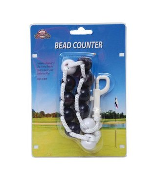On Course BEAD SCORE COUNTER NAVY