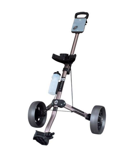 On Course Titanium Xl Golf Pull Cart Best Golf Brands