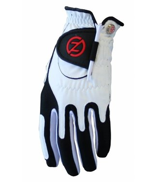 Zero Friction MENS ZF MAX 2X-3X LEFT HAND GLOVE WHITE