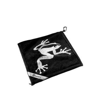 Frogger AMPHIBIAN TOWEL BLACK