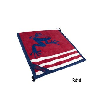 Frogger AMPHIBIAN TOWEL PATRIOT