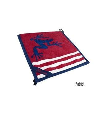 Frogger AMPHIBIAN TOWEL PATRIOT