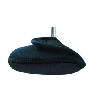 STEALTH OVERSIZE MALLET HEADCOVER BLACK