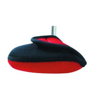 STEALTH OVERSIZE MALLET HEADCOVER RED