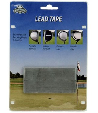 On Course LEAD TAPE PACK