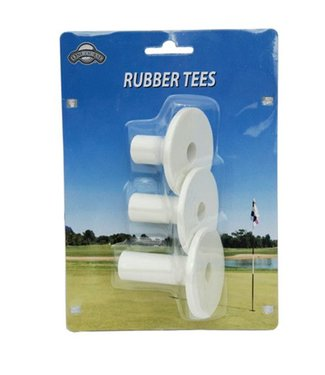 On Course RUBBER TEES ASSORTED