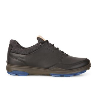 Ecco GOLF BIOM HYBRID 3 BLACK/BERMUDA BLUE