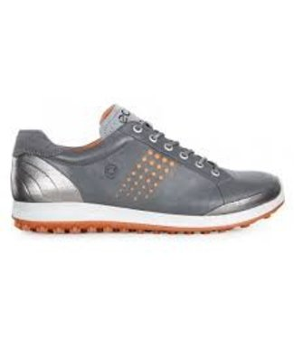 Ecco GOLF BIOM HYBRID 2 DARK SHADOW/ORANGE