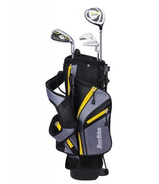 Tour Edge HL-J 3-6 YELLOW 3 CLUB SET W/BAG