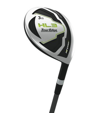 Tour Edge HOT LAUNCH HL3 FAIRWAY - OFFSET - LEFT HAND
