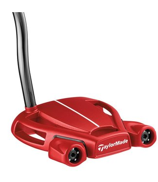 Taylormade SPIDER TOUR RED DOUBLE BEND PUTTER LEFT HAND
