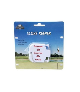 On Course SCORE KEEPER