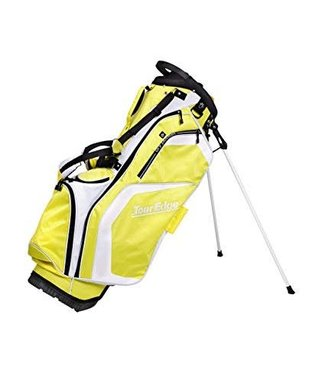 Tour Edge HOT LAUNCH STAND BAG - YELLOW
