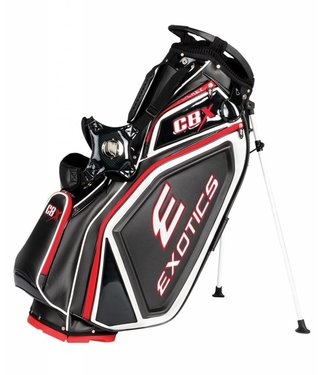 Tour Edge EXOTICS CBX STAFF STAND BAG  BLACK