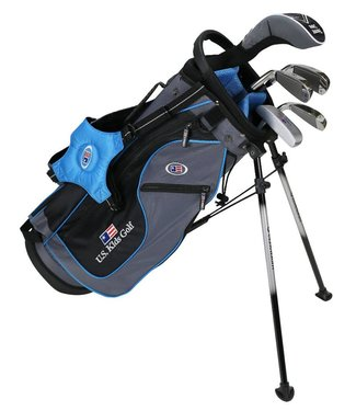 US Kids Golf ULTRA LIGHT 48 4-CLUB CARRY BAG SET