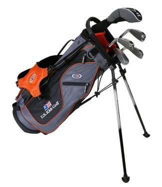 US Kids Golf ULTRA LIGHT 51 5-CLUB CARRY BAG SET