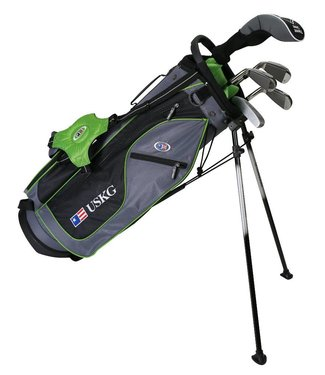 US Kids Golf ULTRA LIGHT 57 5-CLUB CARRY BAG SET