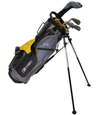 US Kids Golf ULTRA LIGHT 63 5-CLUB CARRY BAG SET