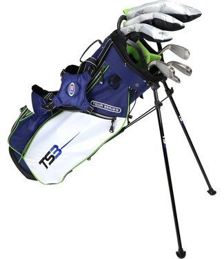 "US Kids Golf TOUR SERIES 3 57"" 7 CLUB STAND BAG SET"