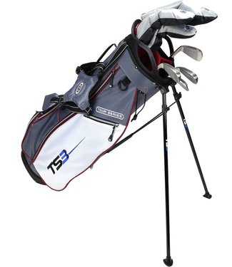 "US Kids Golf TOUR SERIES 3 60"" 7 CLUB STAND BAG SET"