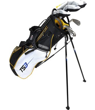 "US Kids Golf TOUR SERIES 3 63"" 7 CLUB STAND BAG SET"