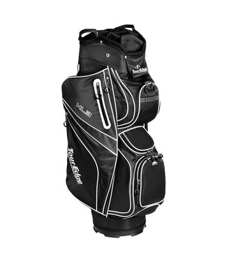 Tour Edge HL3 ULTRA-LIGHT CART BAG BLACK