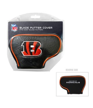Team Golf CINCINNATI BENGALS Blade Golf Putter Cover