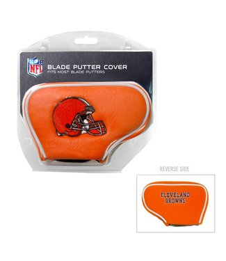 Team Golf CLEVELAND BROWNS Blade Golf Putter Cover