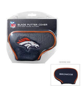 Team Golf DENVER BRONCOS Blade Golf Putter Cover
