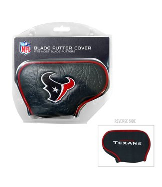 Team Golf HOUSTON TEXANS Blade Golf Putter Cover