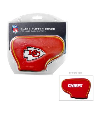 Team Golf KANSAS CITY CHIEFS Blade Golf Putter Cover
