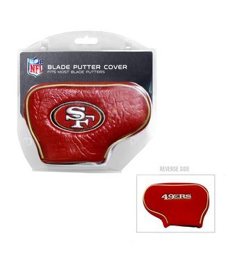 Team Golf SAN FRANCISCO 49ERS Blade Golf Putter Cover