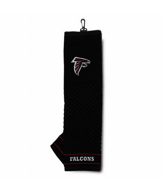 Team Golf ATLANTA FALCONS Embroidered Golf Towel